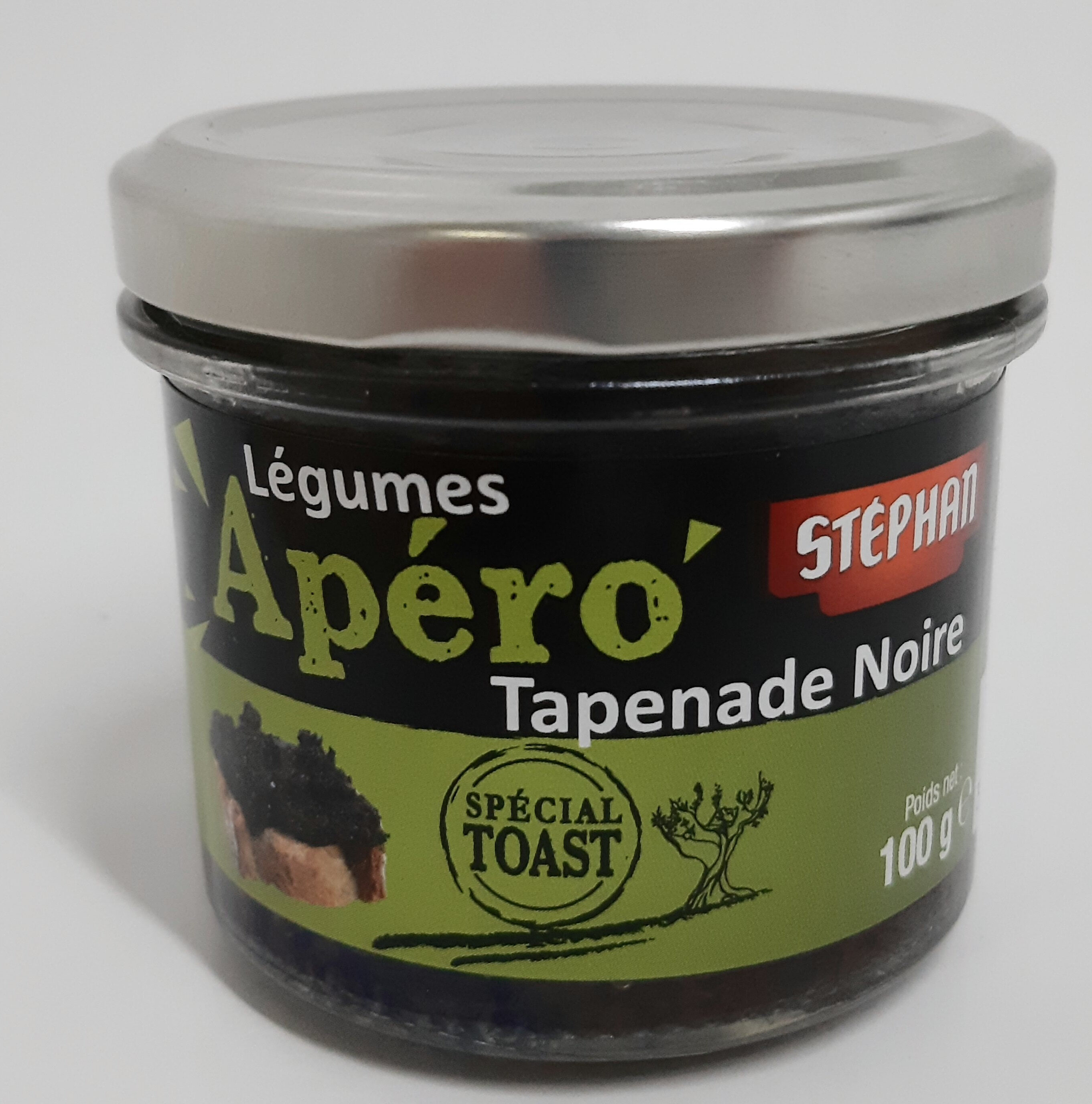 Légumes 'Apéro' Tapenade noire - Produkt - fr