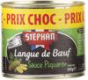 Langue de Bœuf sauce Piquante - Product