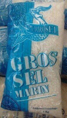 Gros sel marin - Produit - fr