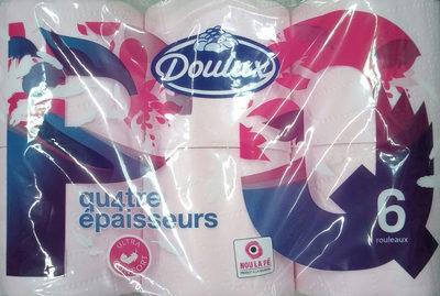 Doulux 4 épaisseurs ultra confort - Product