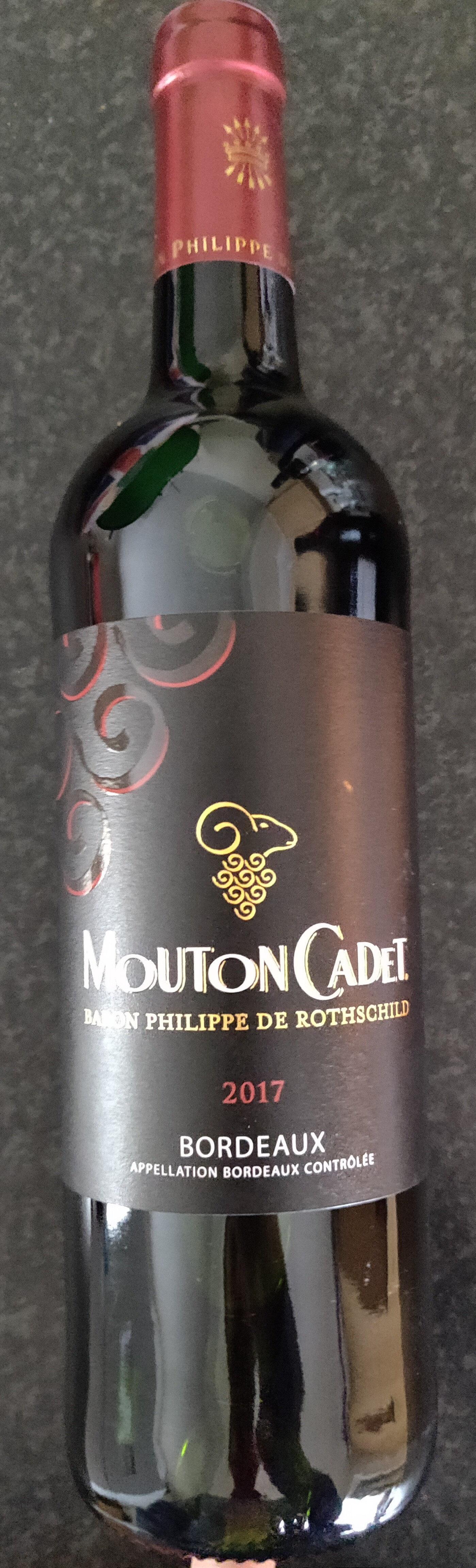 MOUTON CADET - Product - fr