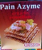 Pain Azyme - Product