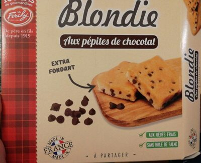 Blondie - Product - fr