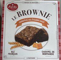 Forchy Brownie caramel au beurre salé 285gr - Product - fr