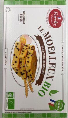 Moelleux aux pepites bio - Product