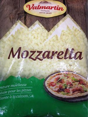 Mozzarella cosette - Producto