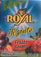 Royal ti gouté - Produit - fr