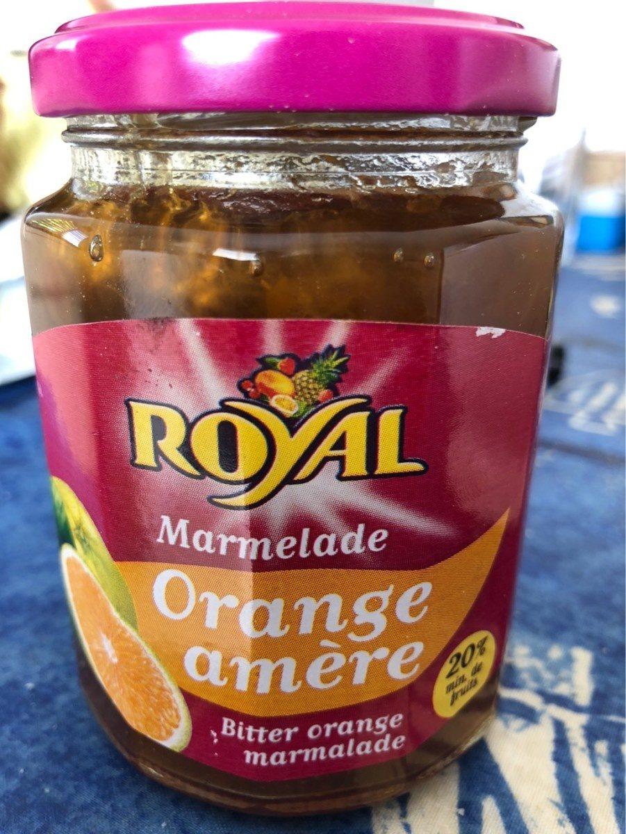 Marmelade orange amere - Product - fr