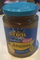 Confiture allégée ananas - Produkt - fr
