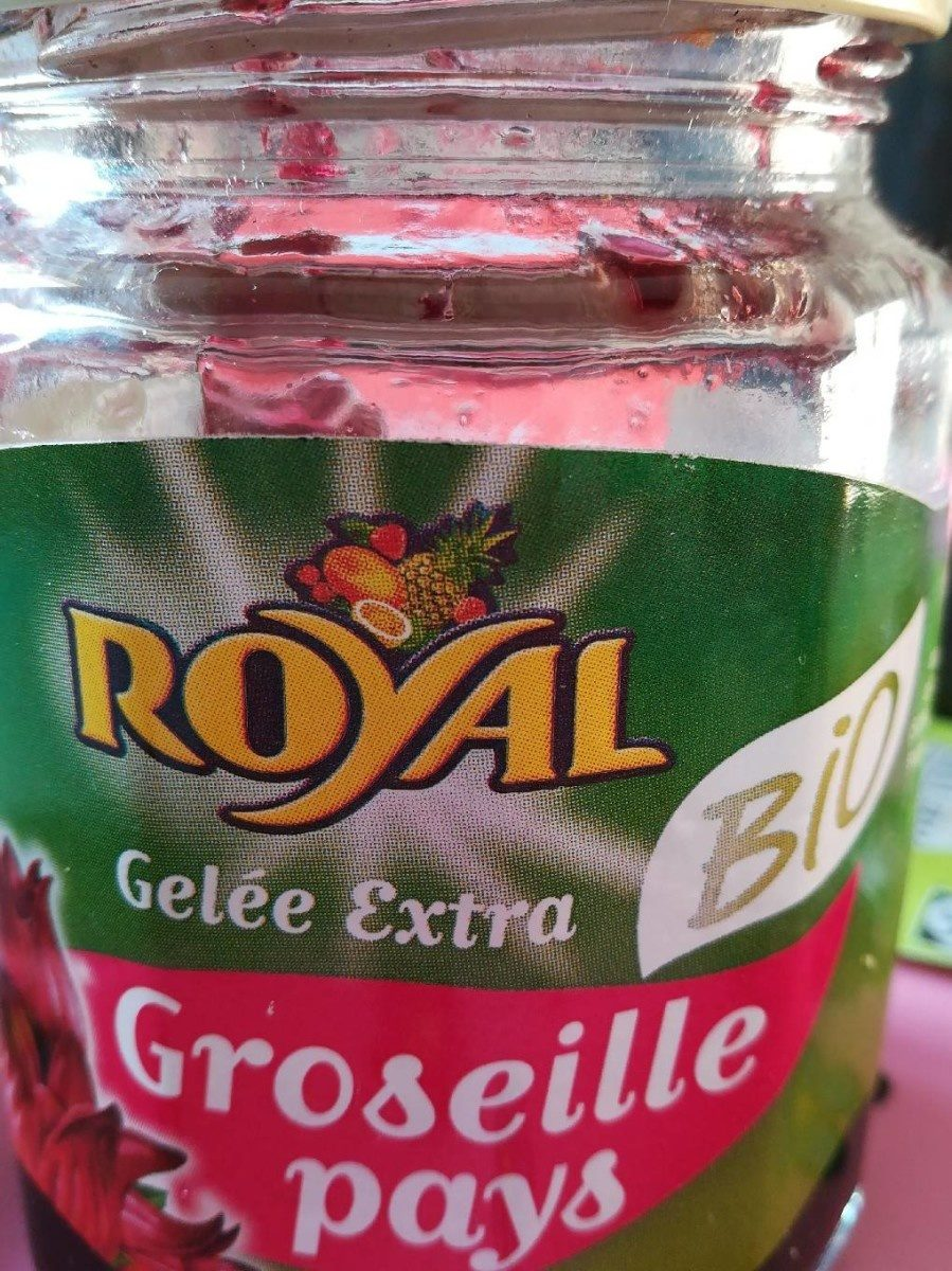 Gelée extra groseille pays - Product - fr