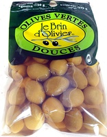 Olives vertes douces - Product - fr