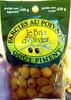 Farcies au poivron goût piment - Produit