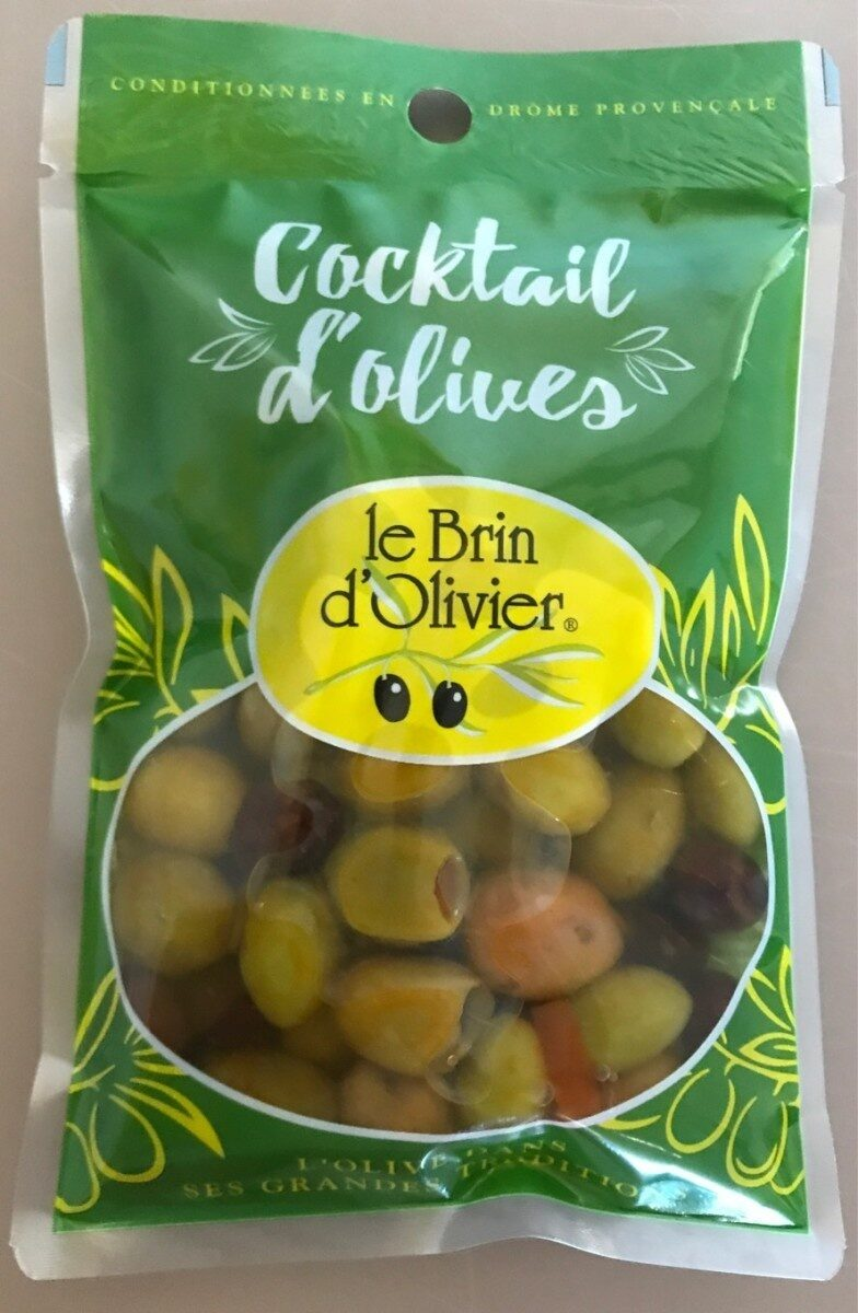 Cocktail d'olives - Product