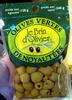 Olives vertes dénoyautées - Producto