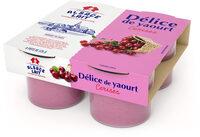 Délice De Yaourt Cerise - Product - fr
