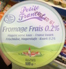 Fromage Frais 0,2% MG - Product