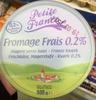 Fromage Frais 0,2% MG - Produit