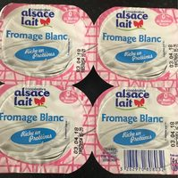 Fromage Blanc 0 % Nature - Produkt