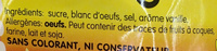 Meringues - Ingrediënten - fr