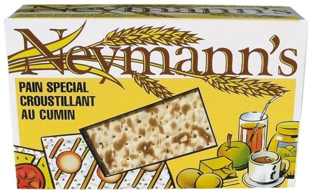 Neymann's Pain spécial croustillant au cumin - Product