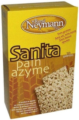 SANITA Pain azyme 200g - Produit