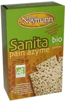 SANITA Pain azyme bio 200g - Produit - fr
