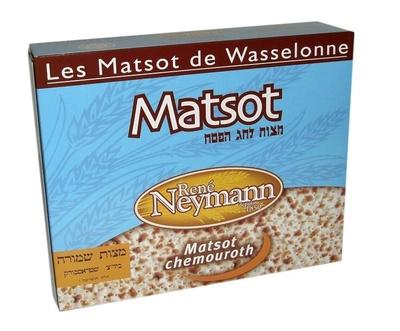 Les Matsot de Wasselonne - Matsot chemouroth - Produit