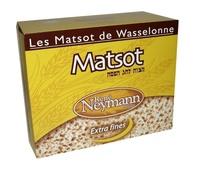 Les Matsot de Wasselonne Extra fines 900g - Produit