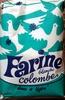 Farine blanche colombe - Produit