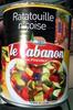 Ratatouille niçoise - Produit