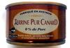 Terrine pur canard - Produit