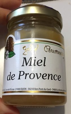 Miel de provence - Product
