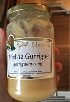 Miel de Garrigue - Product - fr