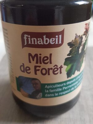 Miel de forêt - Product - fr