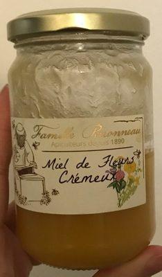 Miel crémeux - Product - fr