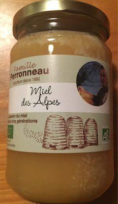 Miel des alpes - Product