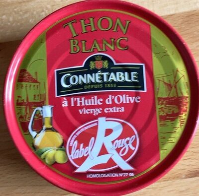 Thon blanc huile olive - Prodotto - fr