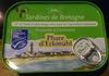 Sardines de Bretagne - Product