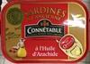 Sardines à l'Ancienne à l'Huile d'Arachide - Product