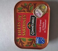 Filets de sardines - Product - en