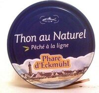 Thon au Naturel - Produit - fr