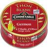 Thon blanc huile olive v.e. 160g Cble - Prodotto