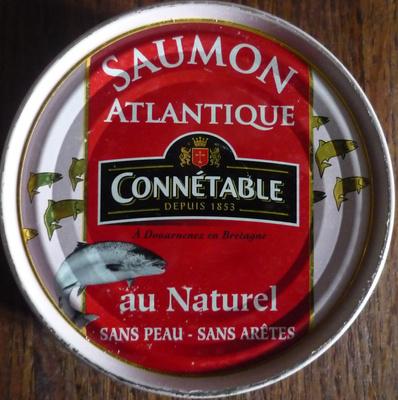 Saumon Atlantique au Naturel - Product