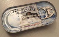 Sardine Nature - Produit - fr