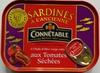 Sardines à l'Ancienne à l'Huile d'Olive vierge extra aux Tomates Séchées - Produit