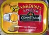Sardines à Poêler au Beurre de Baratte - Produit