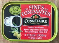 Les Fines et Fondantes - Product - fr
