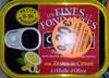 Les Fines et Fondantes petites sardines (Sprats) aux zestes de citron à l'huile d'olive - Produit