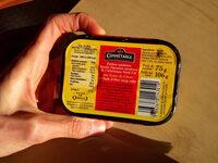 Sprats aux zestes de citron à l'huile d'olive - Instruction de recyclage et/ou information d'emballage - fr
