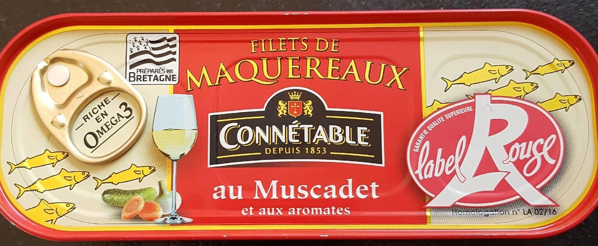 Filets de maquereaux - Produit - fr